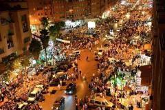أحد أحياء مراكش
