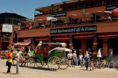 مقهى فرنسا