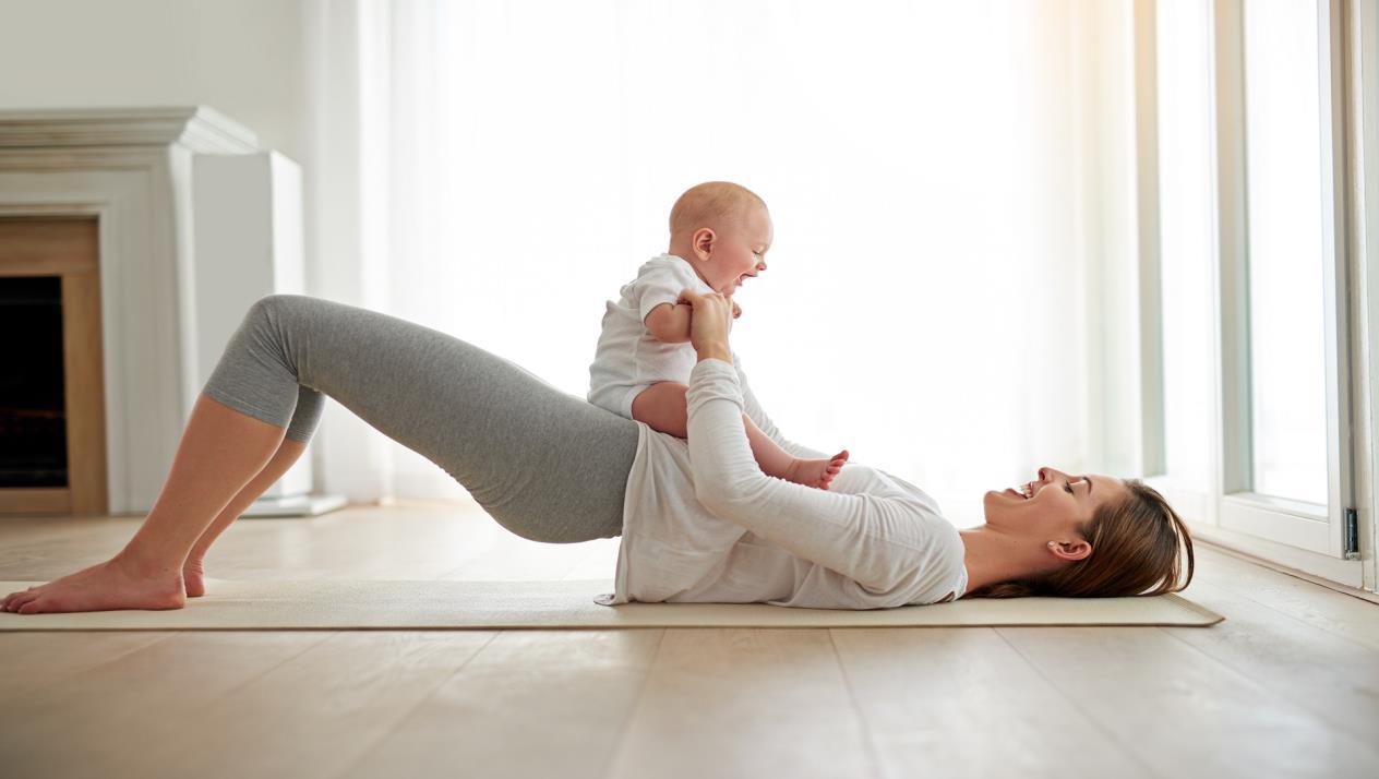 خطوات آمنة لحياة طبيعية بعد الولادة