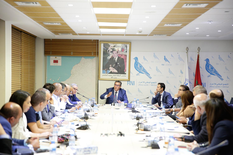 إستقالة جماعية لـ10 أعضاء من حزب الأحرار بمراكش