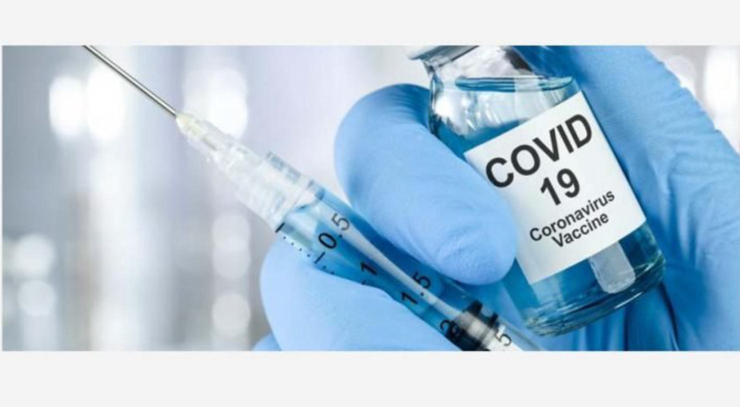 البحث في ادعاء شخص تلقى جرعتين من اللقاح