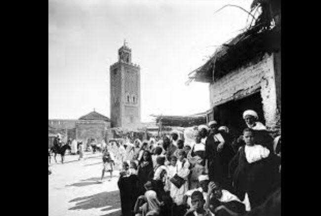 حي بن صالح مراكش