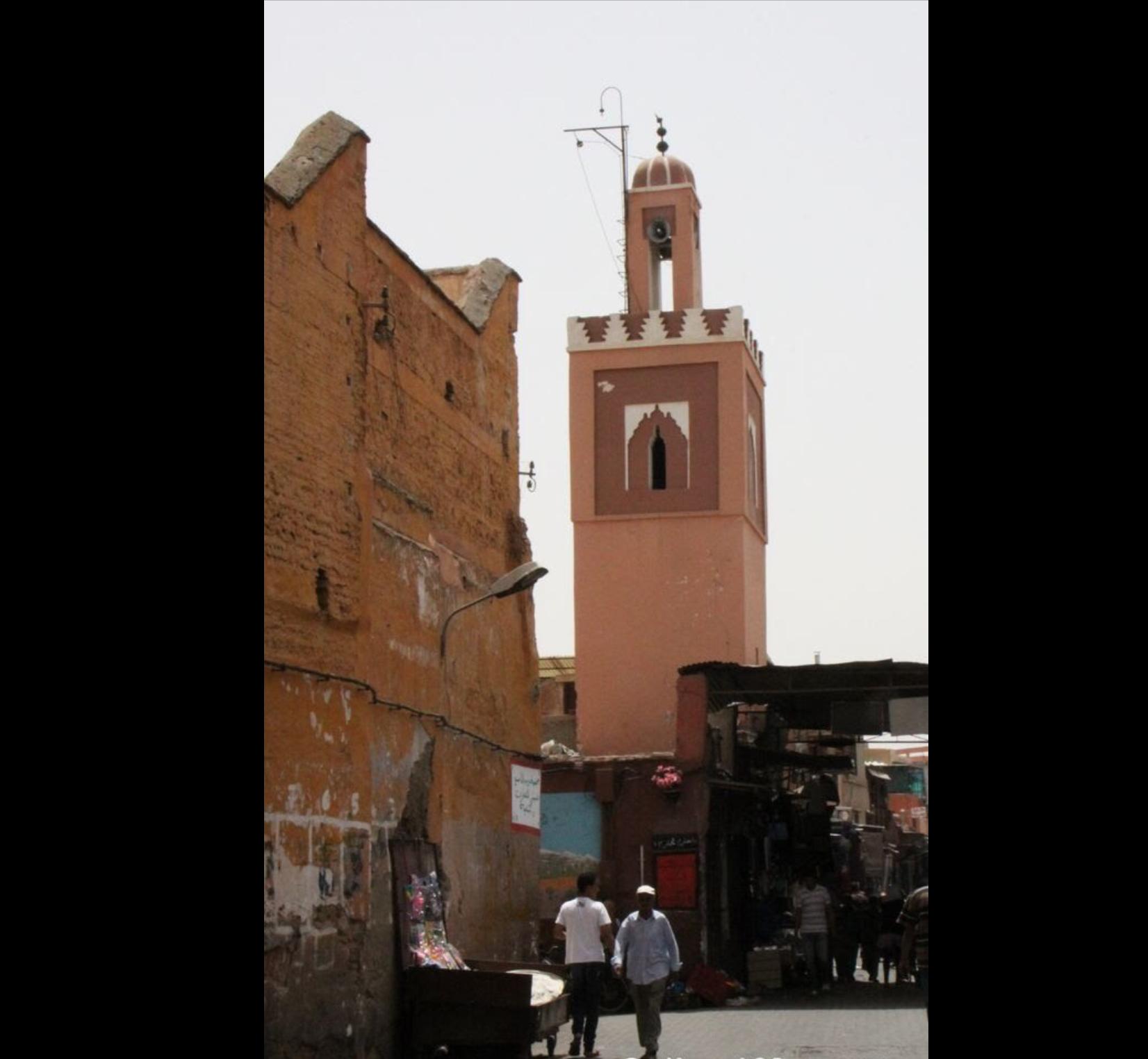 درب ضباشي في مراكش: دروبه وفنادقه وأصل تسميته