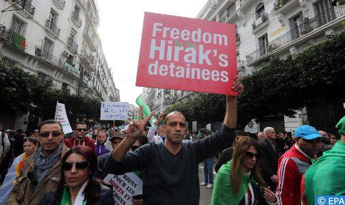 خطاب المؤامرة المدبرة من الخارج يخلق شعورا بالخوف في الجزائر
