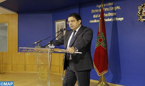 المغرب مستعد لتقاسم تجربته مع الدول الإفريقية من أجل تنظيم حملة التلقيح