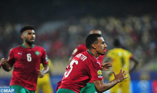 """المنتخب المغربي يفوز بلقب """"الشان"""" للمرة الثانية على التوالي"""