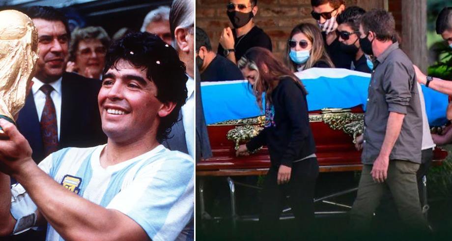 فتح تحقيق بحق 3 أشخاص جدد في وفاة مارادونا