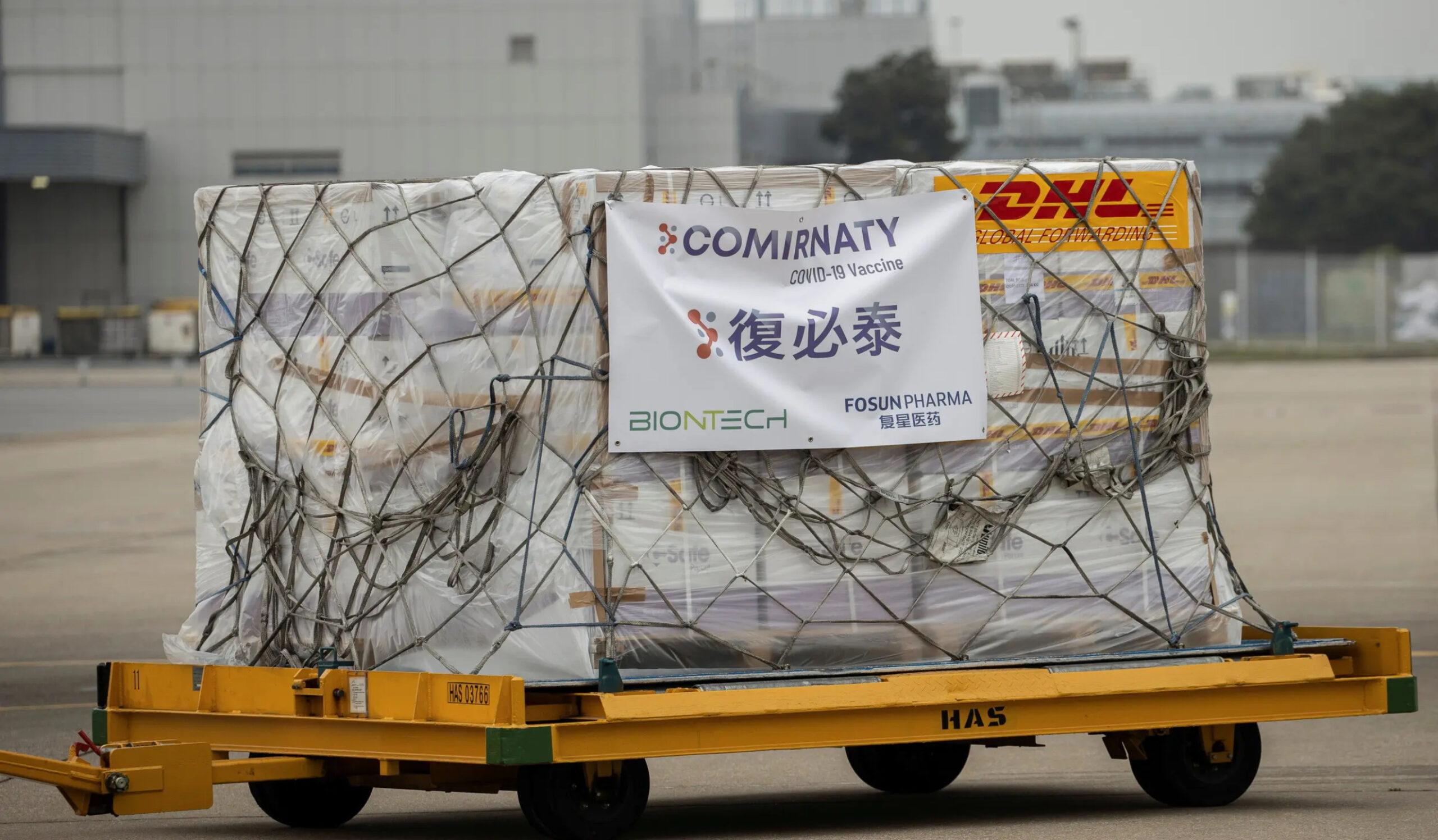لماذا ستضطر هونغ كونغ إلى التخلص من لقاحات مضادة لكورونا