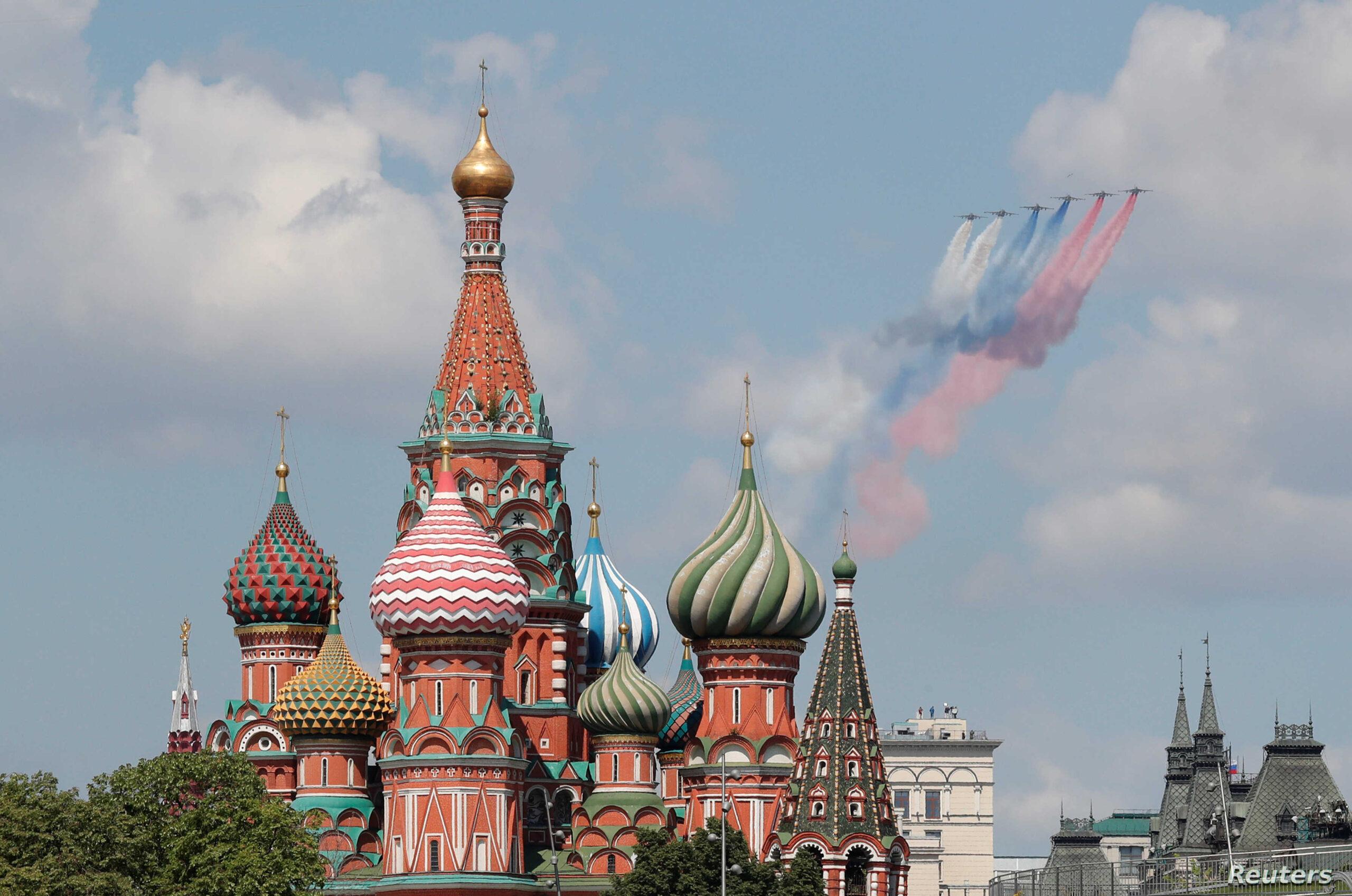 إغلاق عدد من المناطق الجديدة في روسيا بعد الارتفاع القياسي للاصابات بكورونا